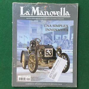 LA-MANOVELLA-2-Febbraio-2008-MERCEDES-SIMPLEX-FANTIC-CABALLERO-Rivista-Magazine