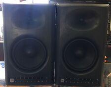 Pair Of JBL LSR4328P Speakers