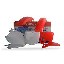Polisport Full Plastics Kit Set - Honda CR250 95-96 Standard