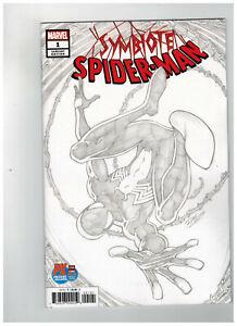 SYMBIOTE-SPIDER-MAN-1-1st-Printing-PX-C2E2-Variant-Cover-2019-Marvel-Comics