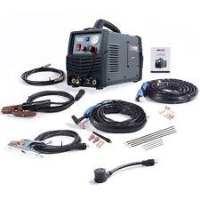 Cts 160 30a Plasma Cutter 160a Tig Stick Arc Dc Welder 3 In 1 Combo Welding
