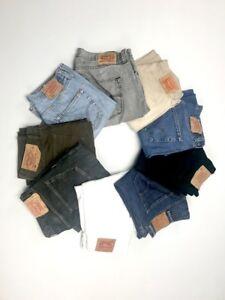 Levi 501 Jeans-Grade A LEVIS-vintage LEVI'S 501 W27 W28 W30 W32 W34 W36 W38
