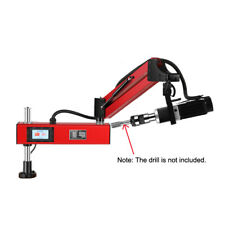 Touch Screen M3 M16 Universal Flexible Arm Intelligent Electric Tapping Machine