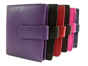 LADIES-MENS-NEW-HIGH-QUALITY-GENUINE-LEATHER-CREDIT-CARD-ID-HOLDER-20-CARDS