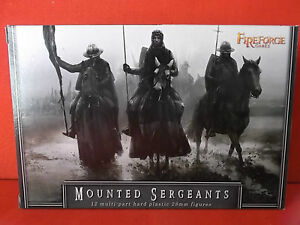 MOUNTED-SERGEANTS-28mm-FireForge