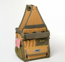 Electrician's Canvas Tool Pouch Heavy Duty Tool Bag Storage Case for Tools