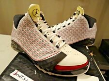 e6a9e21760ad item 4 2008 Nike Air Jordan XX3 XXIII 23 WHITE BLACK RED GREY ALL-STAR  318376-101 SZ 11 -2008 Nike Air Jordan XX3 XXIII 23 WHITE BLACK RED GREY ALL -STAR ...