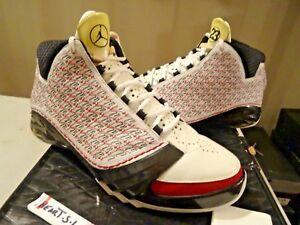 4ea4366b007 2008 Nike Air Jordan XX3 XXIII 23 WHITE BLACK RED GREY ALL-STAR ...