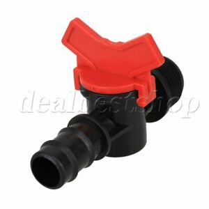 Plastic-3-4-PE-Pipe-20mm-Hose-Connector-Water-Flow-Barb-Ball-Valve-DN3-4-x-DN20