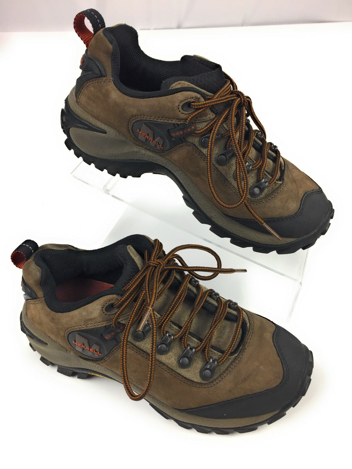 Merrell Phaser Inferno Hiking Trail shoes Dark Brown Women's 6 US, 3.5 EUR