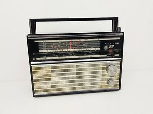 Rare Vintage Radio VEF-206 Radio Transistor Soviet Radio 70's Radio Receiver