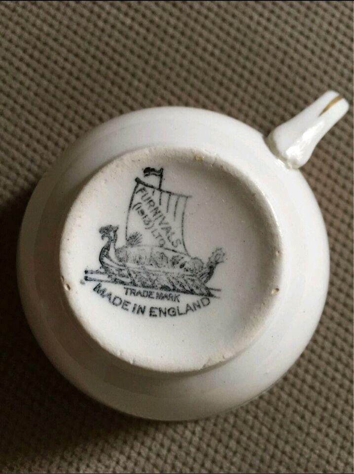 Porcelæn, Kaffestel, Furnivals 1913