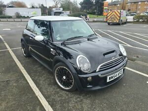 2005-MINI-COOPER-S-R53-SUPERCHARGED-6-SPEED-PETROL-MANUAL-SWAP-FOR-VAN