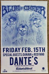BLUE-CHEER-2008-Gig-POSTER-Portland-Oregon-Concert