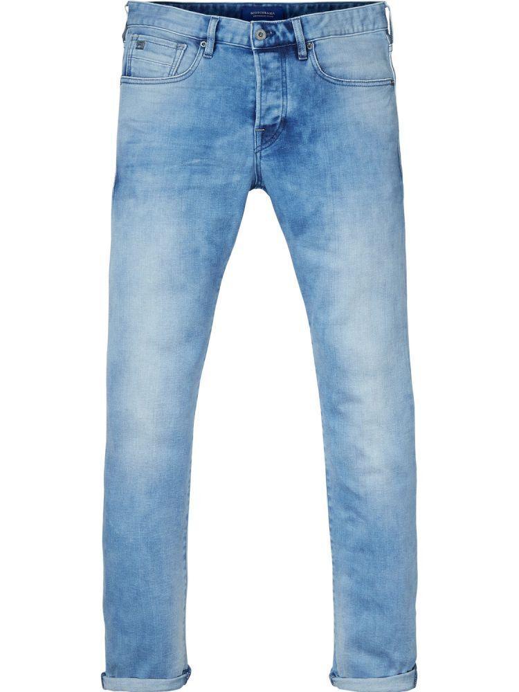 Scotch & Soda Ralston Jeans SlimFit Hose - Midnight Mash
