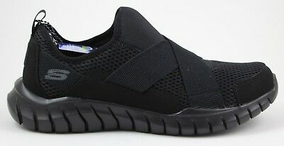 Skechers OVERHAUL 52816/BBK Black Brand