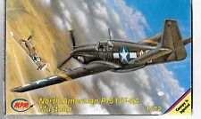 MPM North American P-51 / F-6A Mustang in 1/72 085