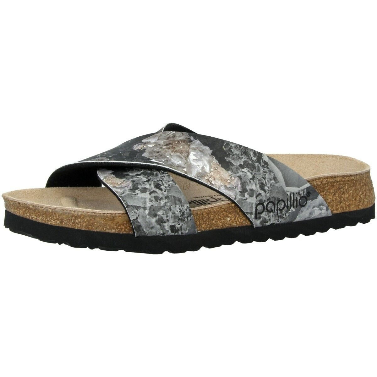 Birkenstock Papillio Daytona Birko-flor zapatos ancho sandalia es estrecho 1009094