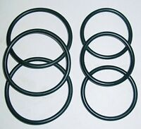 Replacement Drive Belts For The Emco Unimat 3&4 Lathe, Belt, 3 Sets