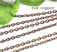10m-lot-Bronze-Color-Necklace-Chains-Brass-Bulk-for-DIY-Jewelry-Making-Materials thumbnail 9
