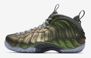 e677431b9f6da Nike Womens Air Foamposite One size 9. Dark Stucco Green Black ...