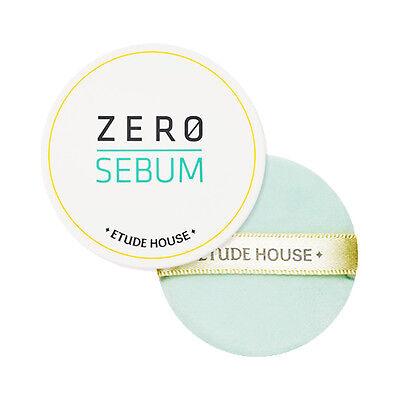[ETUDE HOUSE] Zero Sebum Drying Powder - 6g (New)