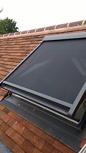 Image Is Loading Velux Electric Awning Blind MML For UK08 Or