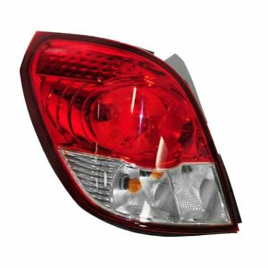 Image Is Loading Taillight Taillamp Rear Brake Light Driver Side Left