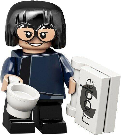 LEGO Minifigures - Disney Series 2 - Edna Mode - 71024 - BRAND NEW - SEALED