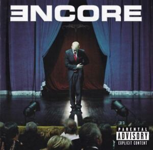 EMINEM-encore-CD-album-2004-conscious-hip-hop-pop-rap-very-good-condition