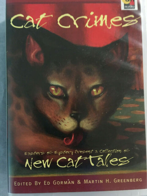 Cat Crimes 1998 Cassettes Unabridged Short Story Collection All about Cats