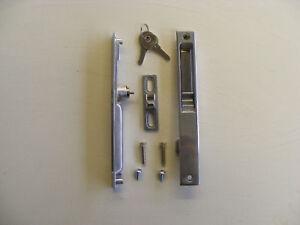 Replacement Slimline Inline Sliding Patio Door Lock For