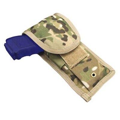 Condor OD Green MA10 MOLLE PALS Vest Universal Pistol Gun Pouch Holster Holder