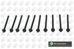 BGA-Cylinder-Head-Bolt-Set-Kit-BK5327-BRAND-NEW-GENUINE-5-YEAR-WARRANTY