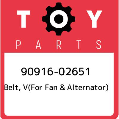 Toyota 99331-00880 V-Belt
