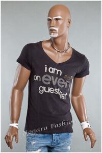Goldkind-Party-Herren-T-Shirt-GUESTLIST-schwarz