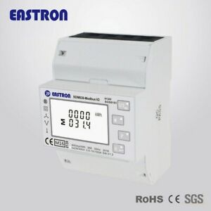 Eastron-SDM630-Modbus-V2-Power-Analyser-1p2w-3p3w-3p4w-Pulse-Port-RS485-PV-Solar