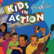 Greg & Steve Kids in Action CD 017cd