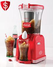 Frozen Drink Maker Machine Slush Ice Blender Beverage Mixer Slurpee Making