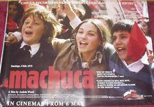 Cinema Poster: MACHUCA 2004 Matías Quer