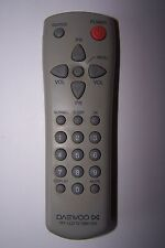 DAEWOO LCD TV REMOTE CONTROL CMR-205 for L710T