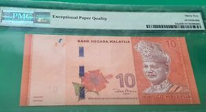 malaysia-12th-rm100-printing-error-note-pmg35EPQ-rare-in-market