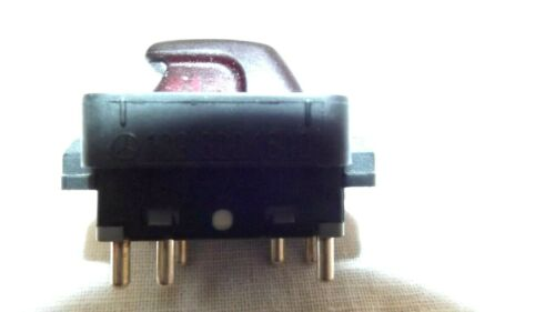 MERCEDES SLK R170 1996-2004 RED BUTTON 1298201610 ROOF SWITCH