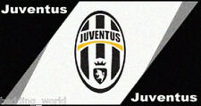 Tappeto JUVENTUS Crest Stampato TAPPETO CAMERA DA LETTO BIANCO NERO TEAM FOOTBALL CLUB