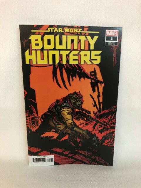 Marvel Star Wars Bounty Hunters #3 1:25 VAR CVR by (CA) Michael Golden