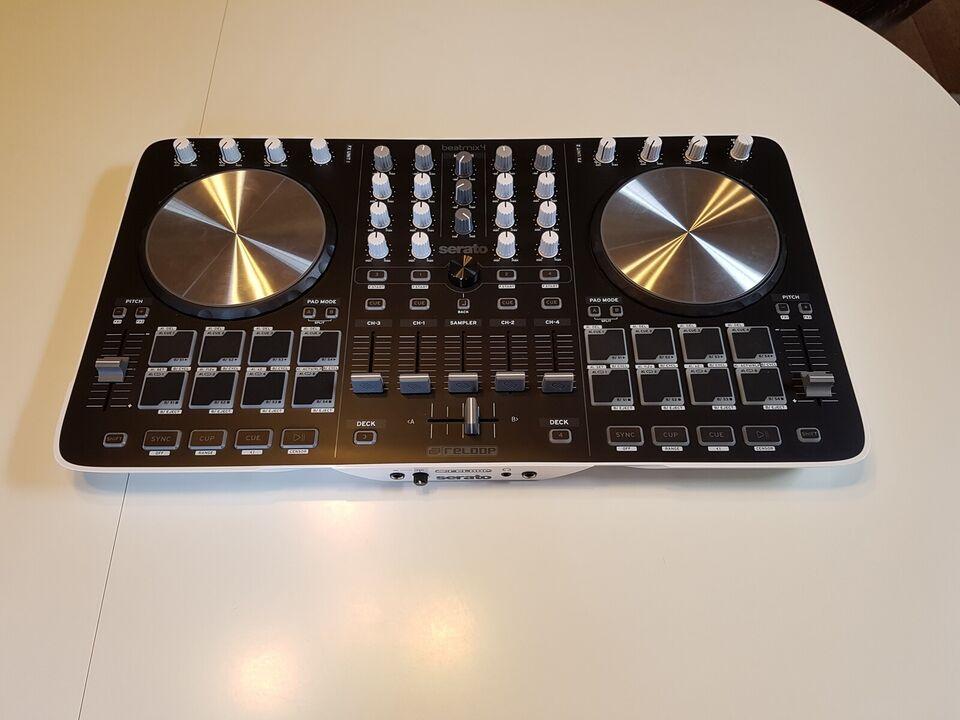 DJ Controller, Reloop Beatmix 4