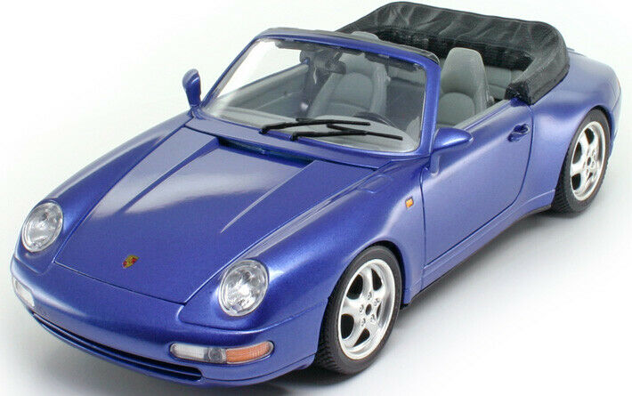 993 porsche 911 cabriolet bburago 1 18