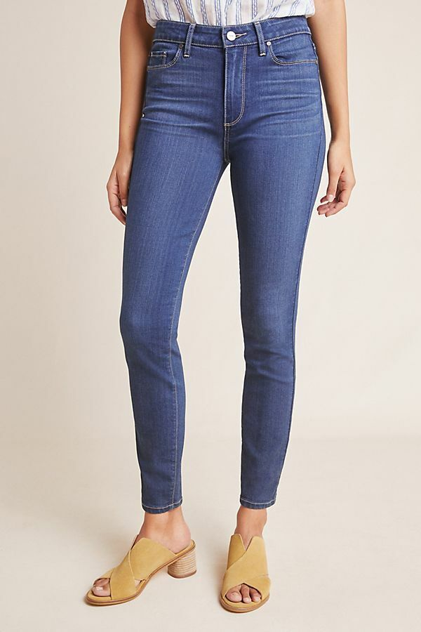 NWT Paige Hoxton High-Rise Skinny Jeans SIZE 27