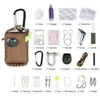 30pcs Outdoor Sport Kit First Aid Tool Camping Rescue Gear Emergency Kit B C8g2 on sale