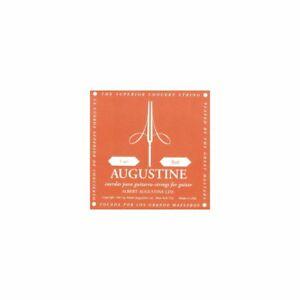 AUGUSTINE-Konzert-Rojo-Juego-de-Cuerdas-Para-Guitarra-Clasica-Normal-Tension